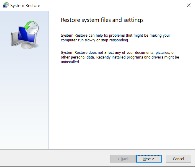 how to solve your pc ran into a problem error on windows