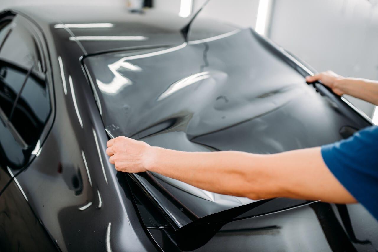car tinting business