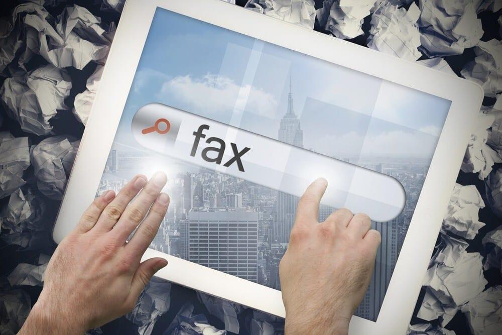 send fax online