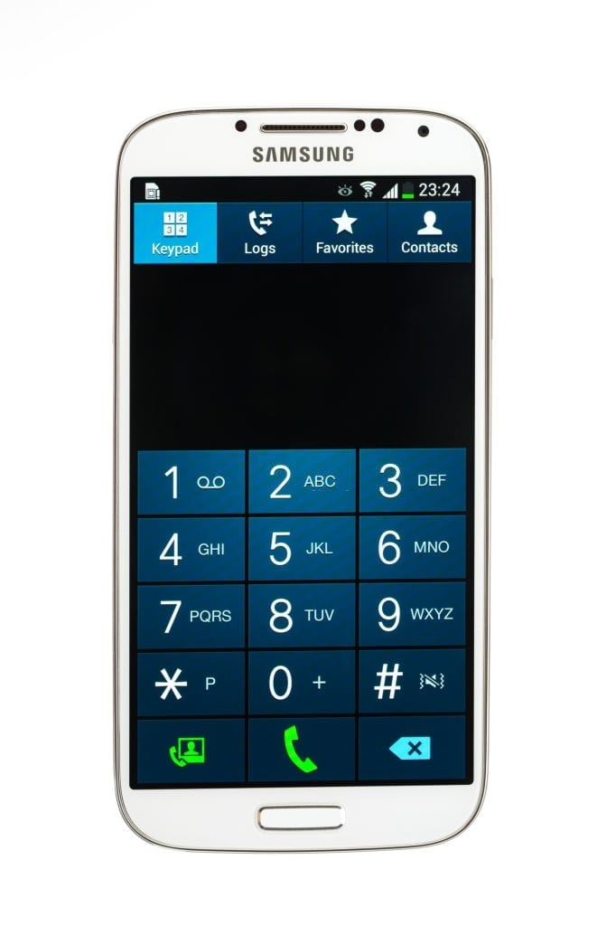 phone not allowed for voice