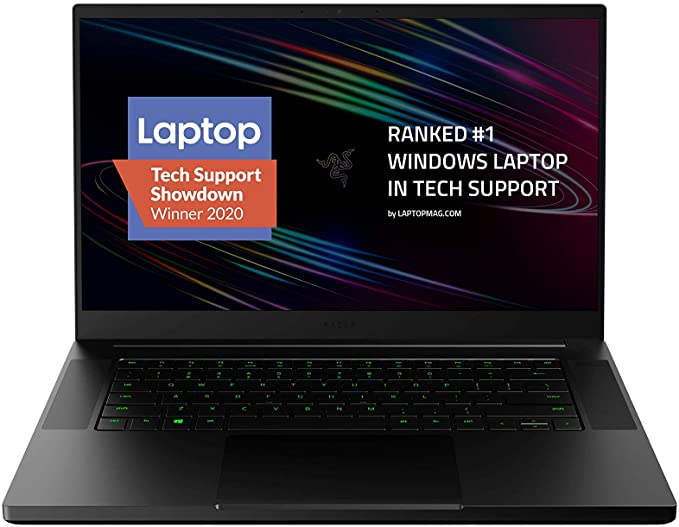 Razer Blade 15 Base Gaming Laptop