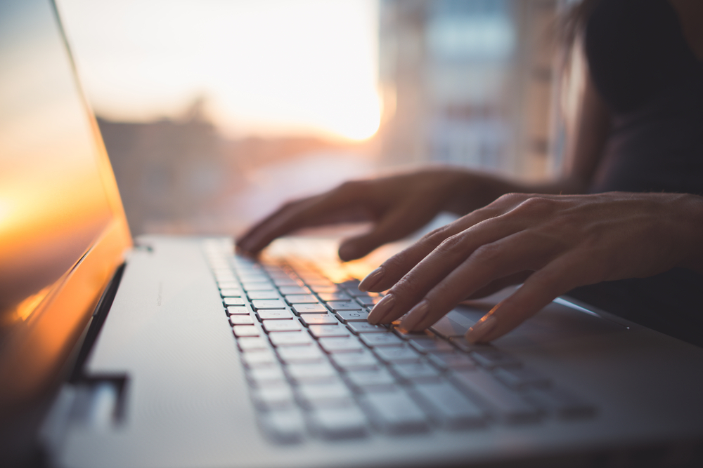 writing a tech blog