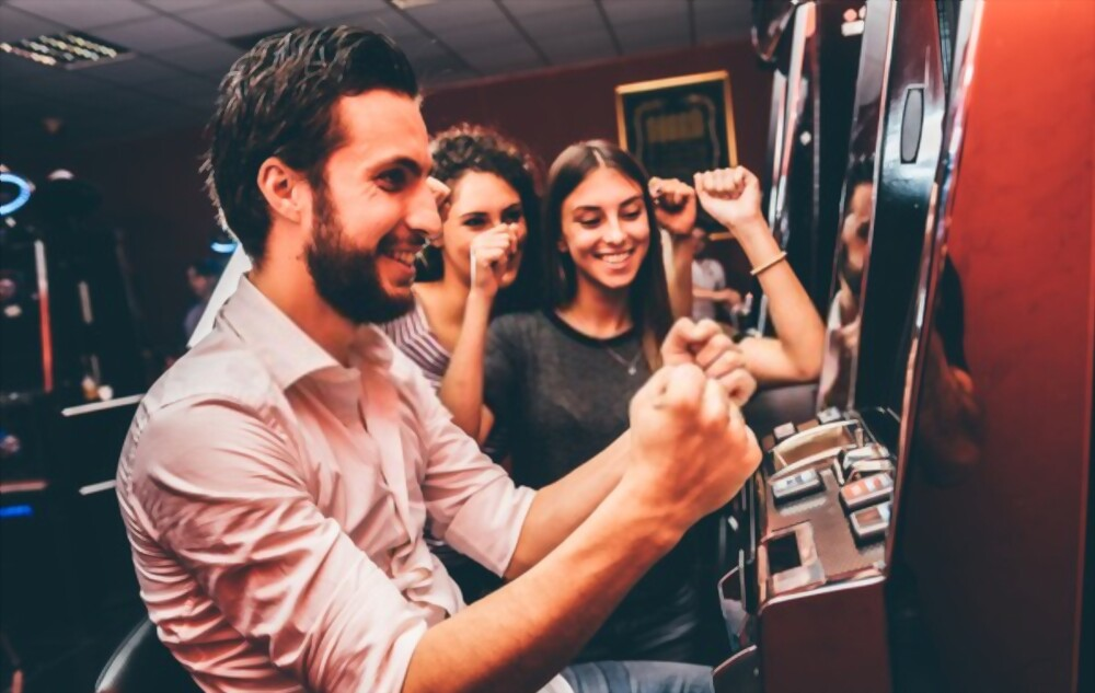 play online casino with friends