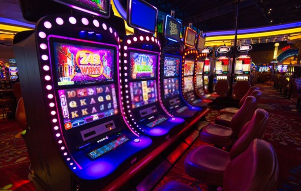 slot machines are fun