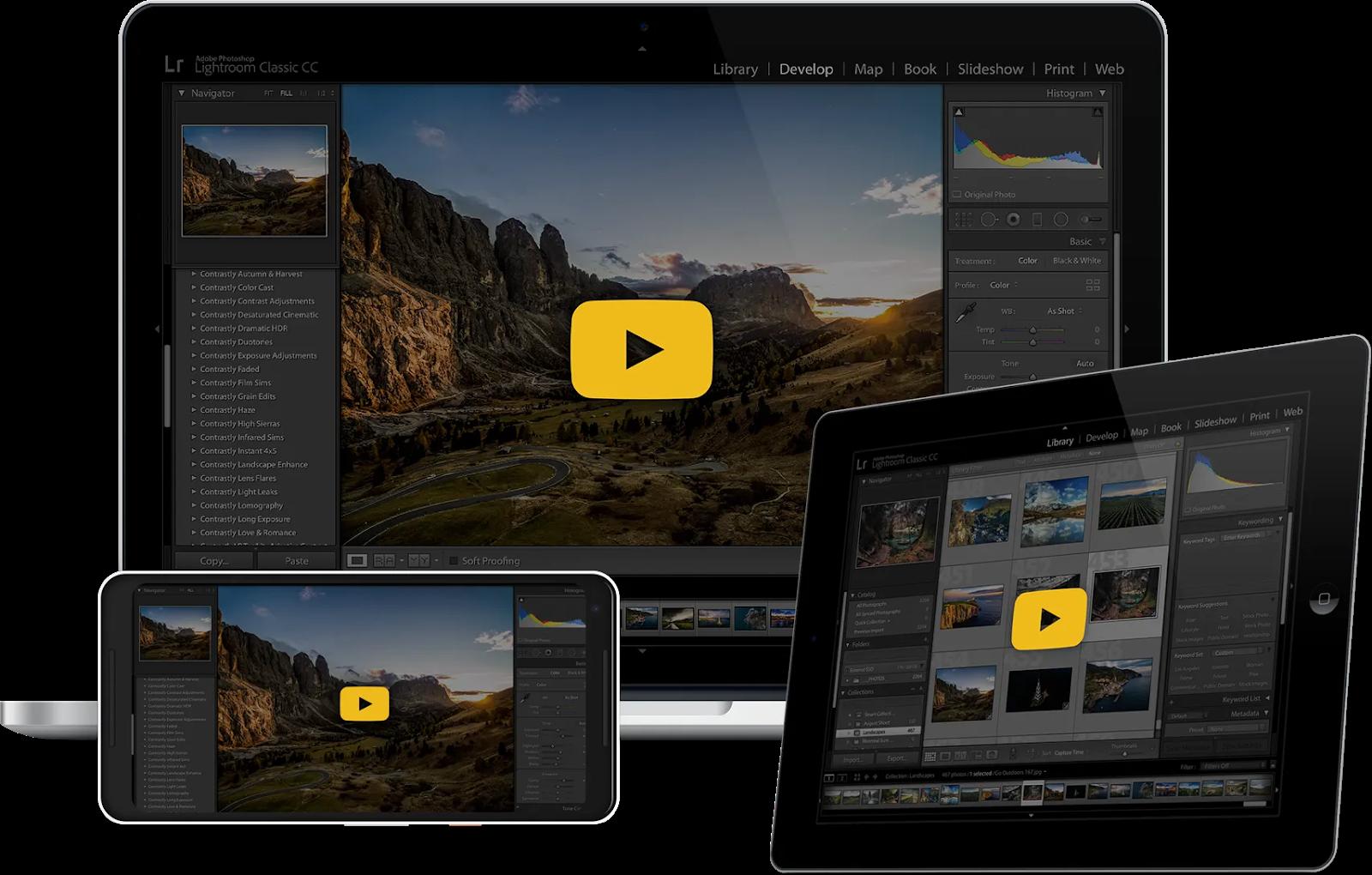 custom video presets