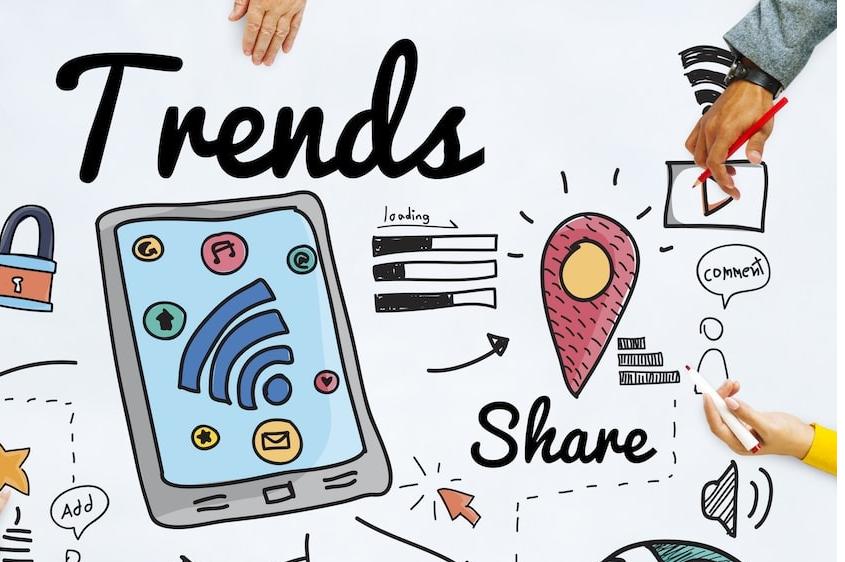 find online trends