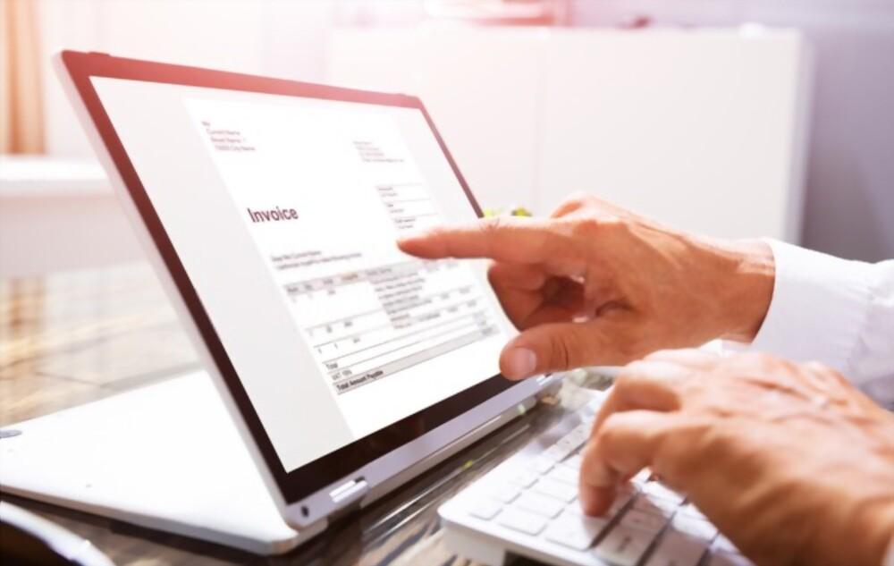 professional invoice online service