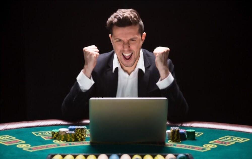 online casino making money