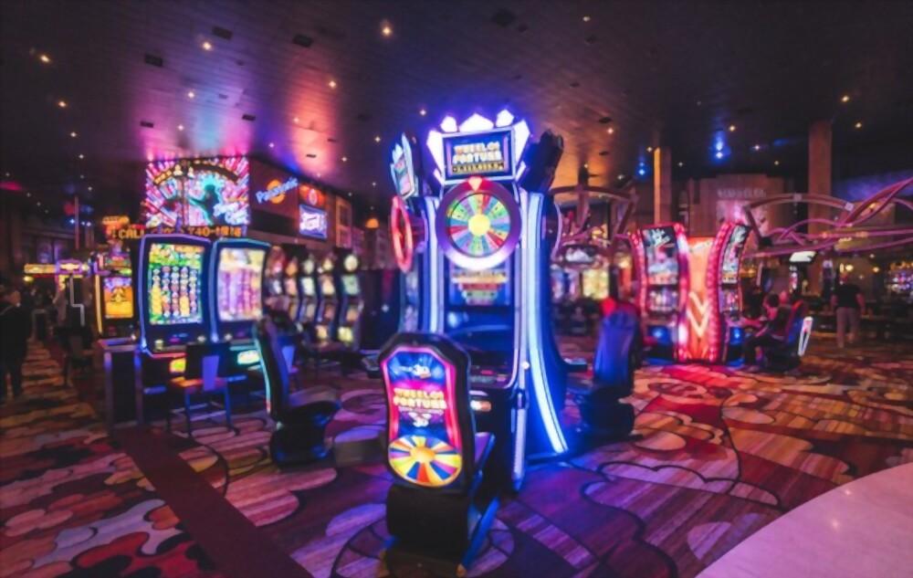 playing casino games hobby work