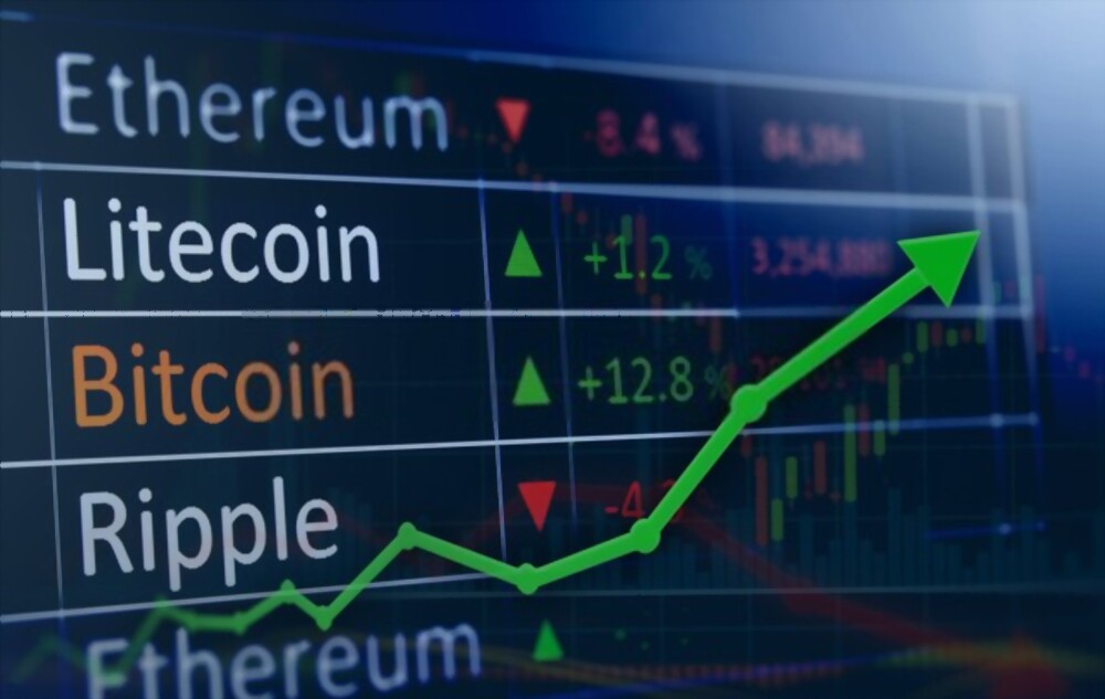 usage of cryptocurrency