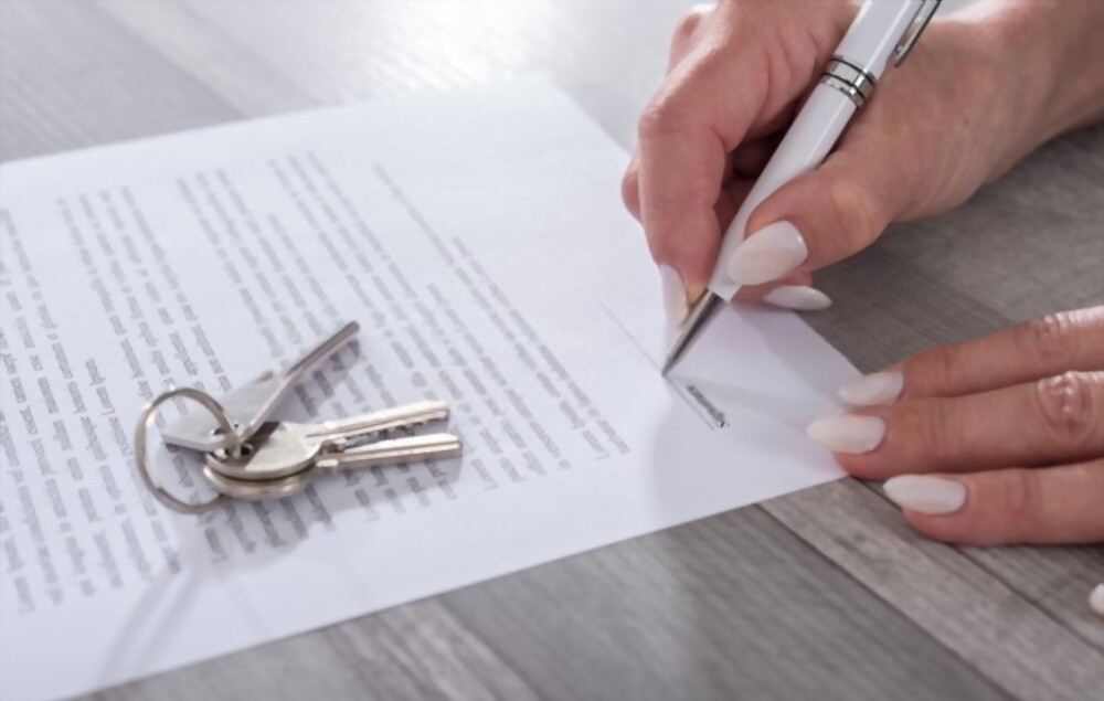 lease agreement lawyer