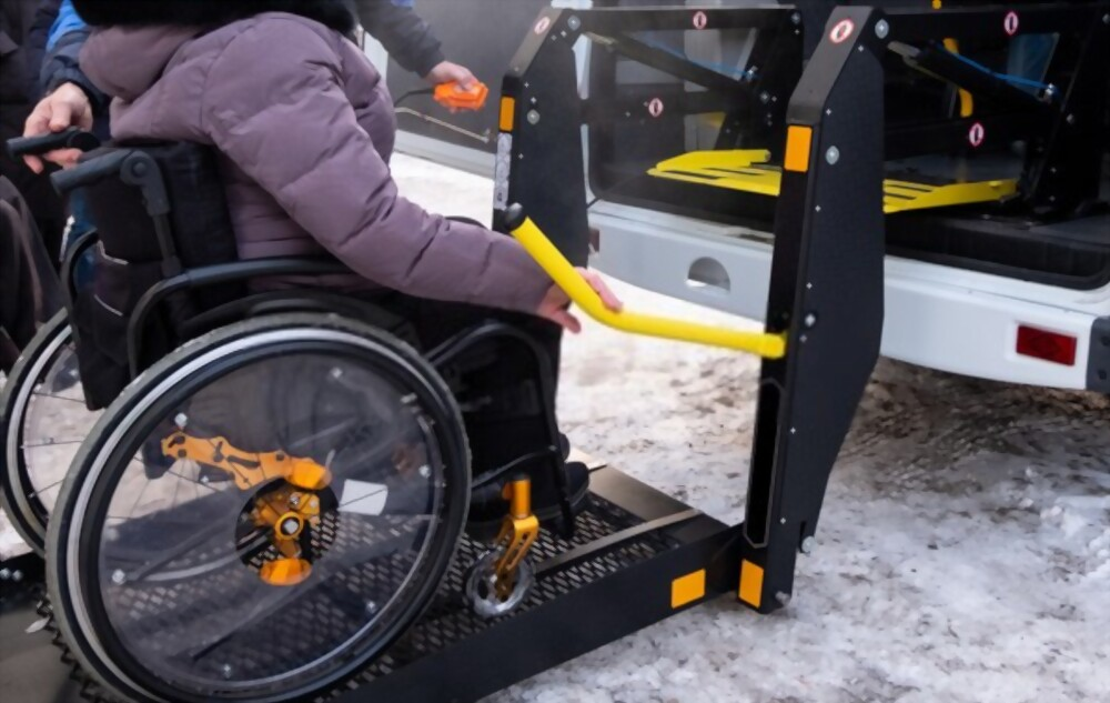 mobility for disabled people